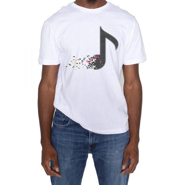 Spreading Music Man White