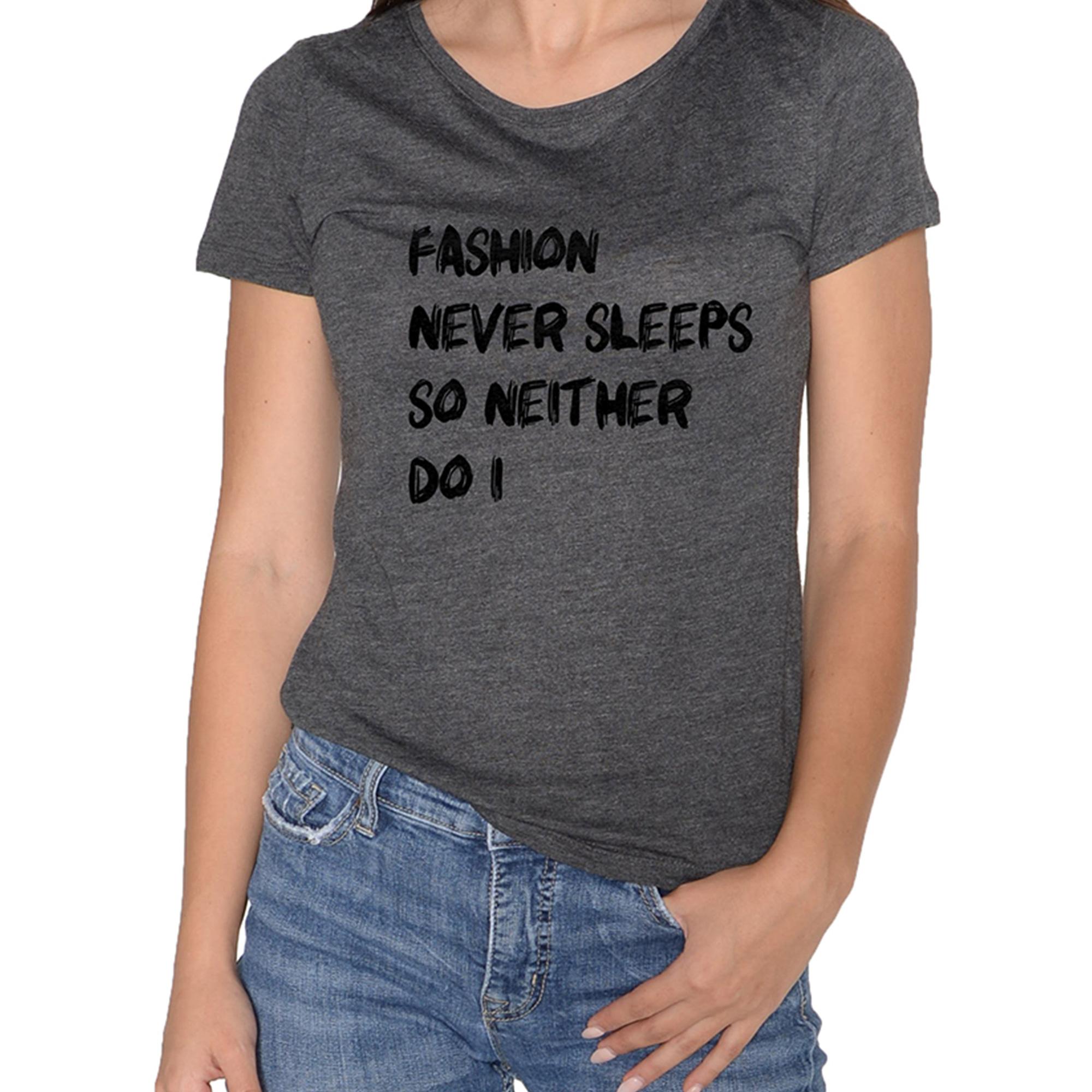 Fashion Never Sleeps