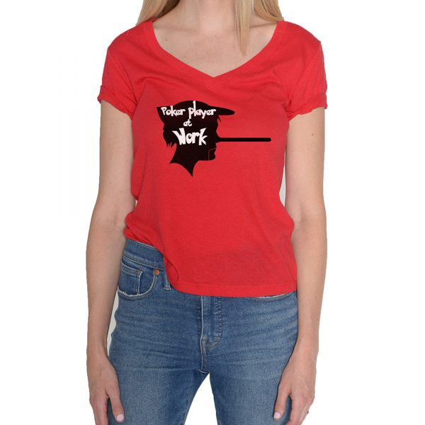 Poker Red T-Shirt
