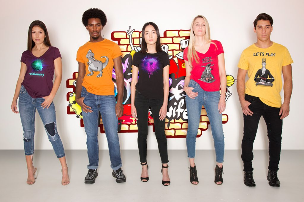 Top T-Shirt Design Trends to Follow in 2020