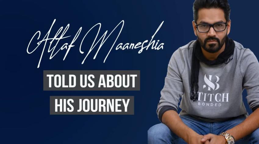 Altaf Maaneshia Talks About His Journey with People Magazine Pakistan